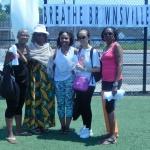 Our raffle winners - Breathe Brownsville Brooklyn Yoga Festival
